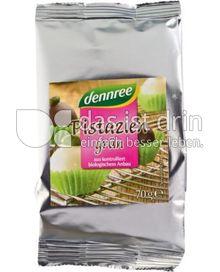 Produktabbildung: dennree Pistazien grün 70 g