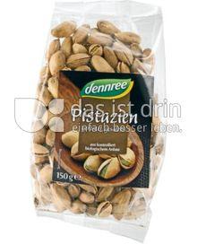 Produktabbildung: dennree Pistazien geröstet, gesalzen 150 g