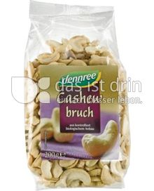 Produktabbildung: dennree Cashewbruch 200 g
