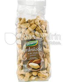 Produktabbildung: dennree Erdnüsse in der Schale, geröstet 330 g