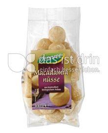 Produktabbildung: dennree Macadamianüsse 100 g