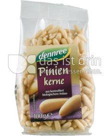 Produktabbildung: dennree Pinienkerne 100 g