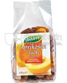 Produktabbildung: dennree Aprikosenstücke säuerlich 200 g
