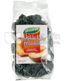 Produktabbildung: dennree Californische Pflaumen 250 g
