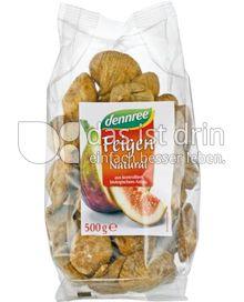 Produktabbildung: dennree Feigen Natural 500 g
