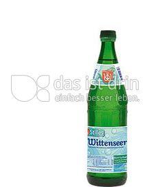 Produktabbildung: Wittenseer Natürliches Mineralwasser mit Kohlensäure versetzt 0.7l