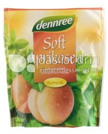 Produktabbildung: dennree Soft-Aprikosen 200 g