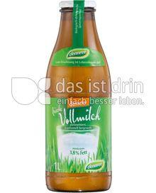 Produktabbildung: dennree Frische Vollmilch 1 l