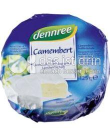 Produktabbildung: dennree Camembert 125 g