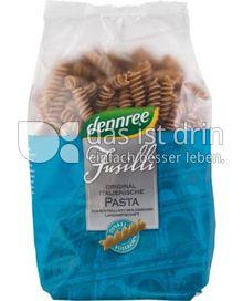Produktabbildung: dennree Dinkel-Vollkorn-Fusilli 500 g