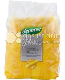 Produktabbildung: dennree Glutenfreie Penne 500 g