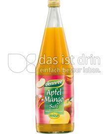 Produktabbildung: dennree Apfel-Mango-Saft 1 l