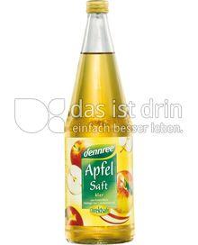 Produktabbildung: dennree Apfelsaft klar 1 l