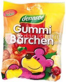 Produktabbildung: dennree Gummibärchen 100 g