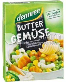 Produktabbildung: dennree Buttergemüse 300 g