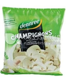 Produktabbildung: dennree Champignons 450 g