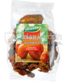 Produktabbildung: dennree Tomaten getrocknet 100 g