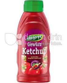 Produktabbildung: dennree Gewürz-Ketchup 500 ml