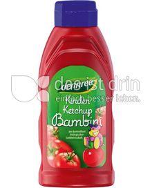 Produktabbildung: dennree Kinder-Ketchup Bambini 500 ml