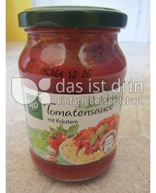 Produktabbildung: bio Tomatensauce mit Kräutern 350 g