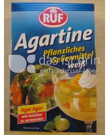 Produktabbildung: RUF Agartine 30 g