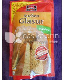Produktabbildung: Schwartau Kuchen Glasur Haselnuss 125 g