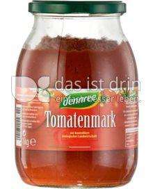 Produktabbildung: dennree Tomatenmark 1 kg