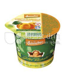 Produktabbildung: Gildo Rachelli Sorbetto Di Albicocca Aprikosen-Sorbet 125 ml