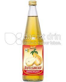 Produktabbildung: Beutelsbacher Birnensaft 0,7 l