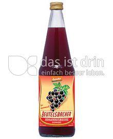 Produktabbildung: Beutelsbacher Johannisbeere schwarz 0,7 l