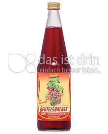 Produktabbildung: Beutelsbacher Rote Johannisbeere mit Himbeere 0,7 l