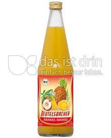 Produktabbildung: Beutelsbacher Ananas-Mango 0,7 l