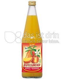 Produktabbildung: Beutelsbacher Apfel-Mango Saft 0,7 l