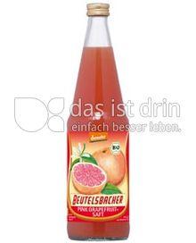 Produktabbildung: Beutelsbacher Grapefruitsaft pink 0,7 l