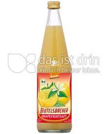 Produktabbildung: Beutelsbacher Grapefruitsaft weiß 0,7 l