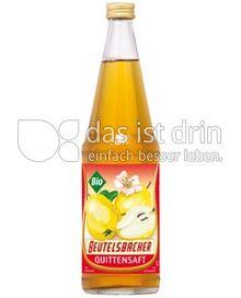 Produktabbildung: Beutelsbacher Quittensaft 0,7 l