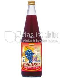 Produktabbildung: Beutelsbacher Traubensaft Rot Barbera – Montepulciano 0,7 l