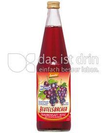 Produktabbildung: Beutelsbacher Traubensaft rosé 0,7 l