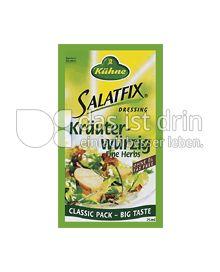 Produktabbildung: Kühne Salatfix Kräuterwürzig 75 ml