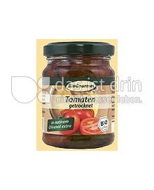 Produktabbildung: BioGourmet Getrocknete Tomaten in Olivenöl (nativ extra) 120 g