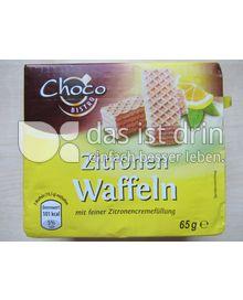 Produktabbildung: Choco Bistro Zitronen Waffeln 3 St.