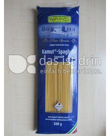Produktabbildung: Rapunzel Kamut-Spaghetti Semola 500 g