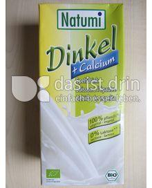 Produktabbildung: Natumi Dinkel + Calcium 1 l