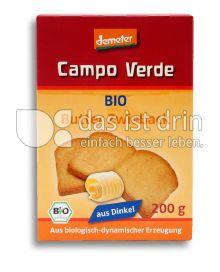 Produktabbildung: Campo Verde Bio Dinkel-Butterzwieback 200 g