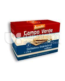 Produktabbildung: Campo Verde Bio Delikatess-Knäckebrot 250 g