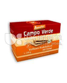 Produktabbildung: Campo Verde Bio Dinkel-Knäckebrot 250 g