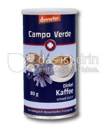 Produktabbildung: Campo Verde Bio Dinkelkaffee 80 g