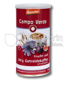 Produktabbildung: Campo Verde Bio Frucht- und Getreidekaffee 100 g