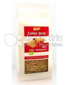 Produktabbildung: Campo Verde Bio Nacktgerste 500 g