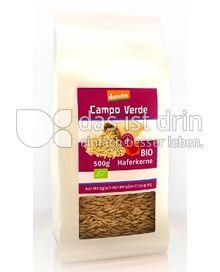 Produktabbildung: Campo Verde Bio Haferkerne 500 g